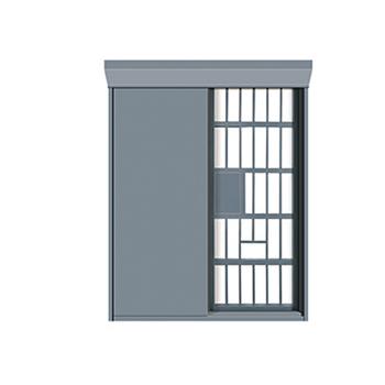 Customizing Metal Door Frame In Randall County Jail - Buy Metal Door ...
