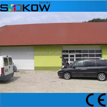 Steel Garage Doorgarage Door With Remote Controlautomatic Garage