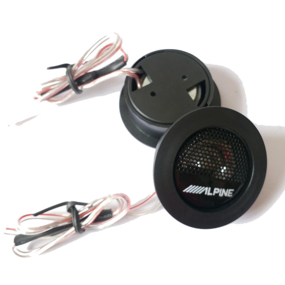 acheter en gros universel haute efficacit voiture audio haut parleur voiture mini d me tweeter. Black Bedroom Furniture Sets. Home Design Ideas