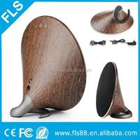 bt bluetooth wooden speaker woofer speaker, OEM good quality full requency multi card reader speaker