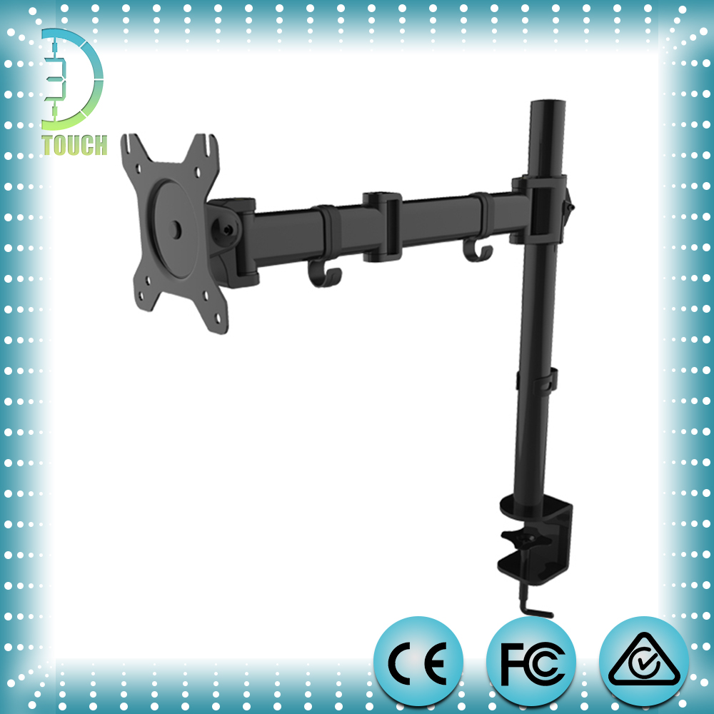 VM-D28 Economy Tilting and Rotation LCD Desk Clamp Mount