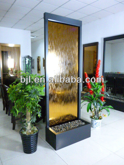 waterfall commercial office room divider