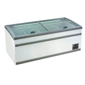 1000 L Supermarket Open Freezer/Used Supermarket Refrigerator And Freezer/Island Freezer