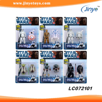 Wholesale 6inch Star Space Wars Action Figures And Mask Toys For ...