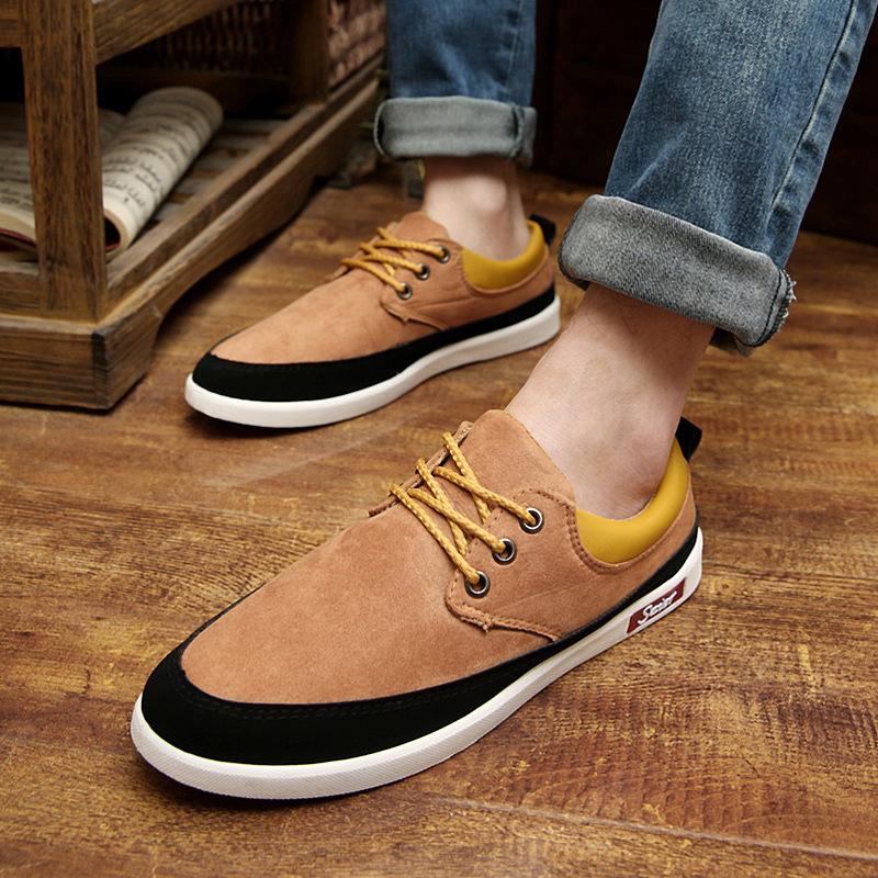 A весна из корейский мужчины в обувь от имени тенденция мужчины в обувь мужчины в свободного покроя обувь