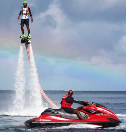 Chinese flyboard <strong>Hose</strong> 110mm