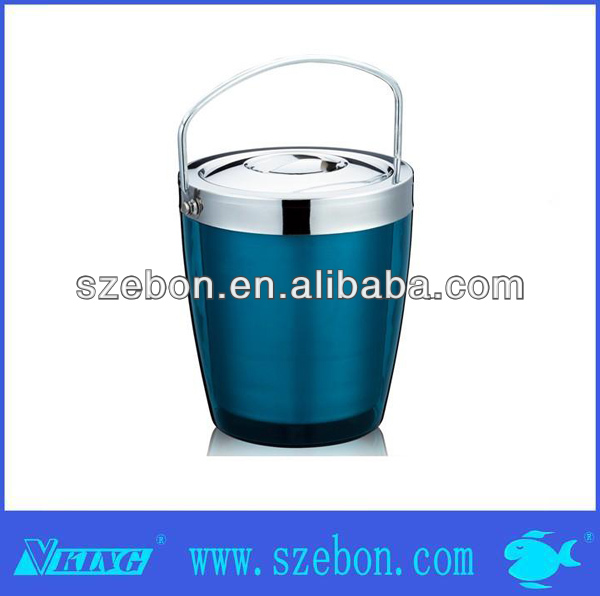 2800ml Stainless steel ice bucket for beer