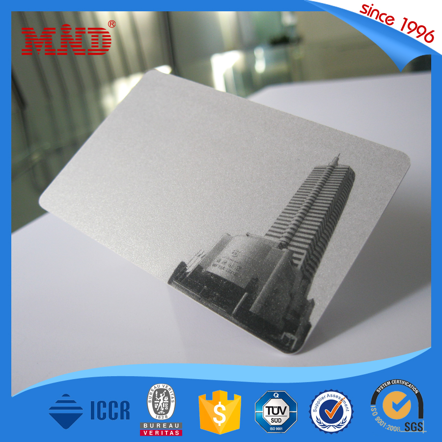 MDCL1068 NTAG213 NFC Membership Business Card for loyalty system
