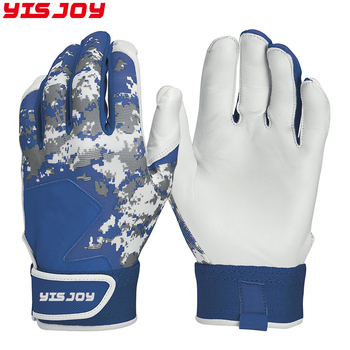 dc1b1d296930f Men best durable stretchable outfield baseball gloves cool baseball batting  gloves