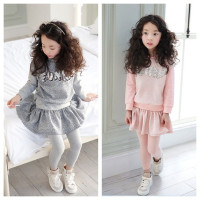 Wear Sweaters Cheerleading Uniforms Children Go Kart Suits For Kids