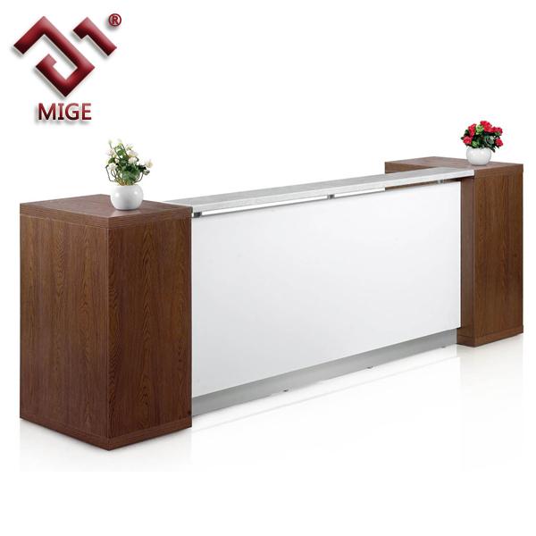 More Style Melamine Front Desk