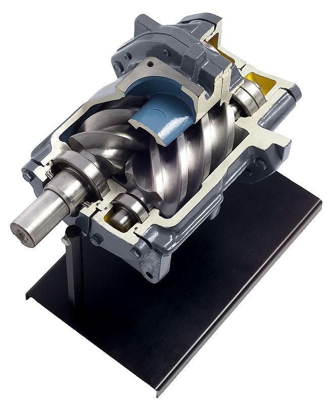 Used And New Air Compressor Head/atlas Copco Ga75 Compressor Head ...