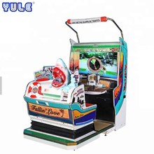 Hot Sales Goedkope 55 inch <span class=keywords><strong>LCD</strong></span> Laat gaan Eiland Coin Pusher Shooting gun Simulator Arcade Game Machine