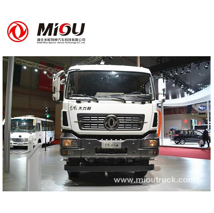 DongFeng 6x4 dump truck Engine dCi350-40 Euro 4 350Hp in China for sale