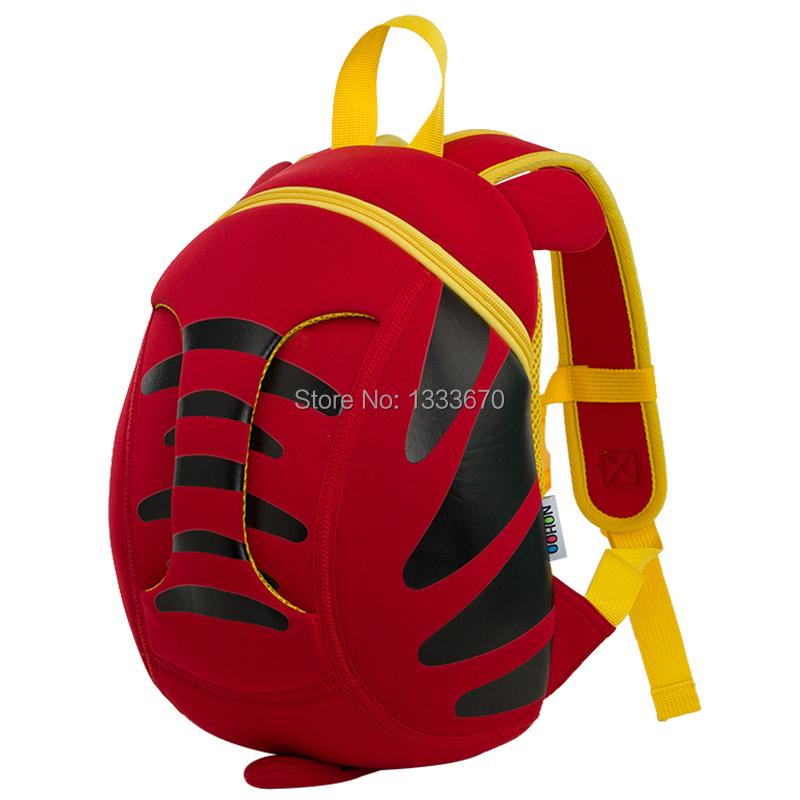 2015 New Design Kids Backpack Shockproof Waterproof Neoprene Duck Shape  Baby School Bag Kid Bag For Girl Kindergarten Cartoon 6b18e110ac076