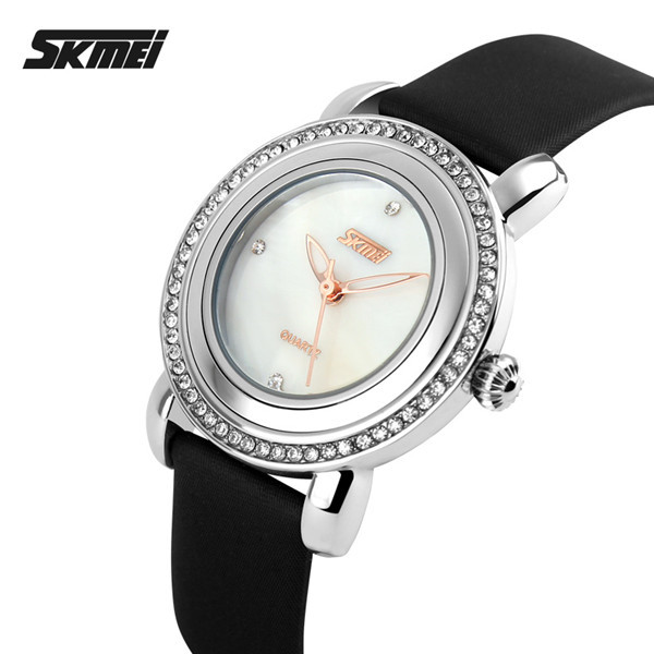 Latest SKMEI 9093 Lady Watch Excellence Quartz With Cheap Watches Price