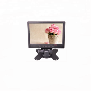 7 inch Cheap Touch Screen PC Monitor with Single Touch