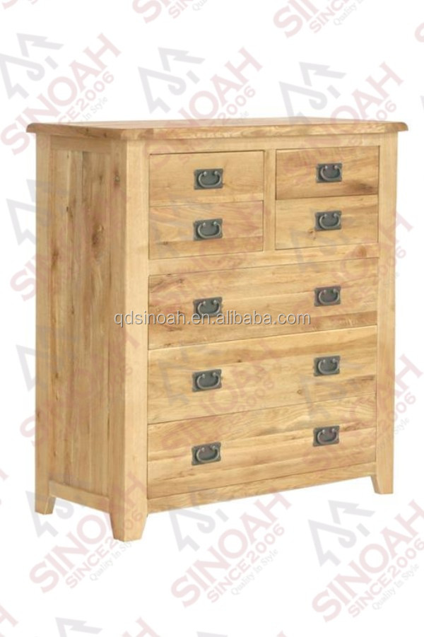 Oak Solid Wooden Furniture CHEST