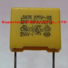 INTERFERENCE SUPPRESSION Polypropylene Film X1 X2 Capacitor