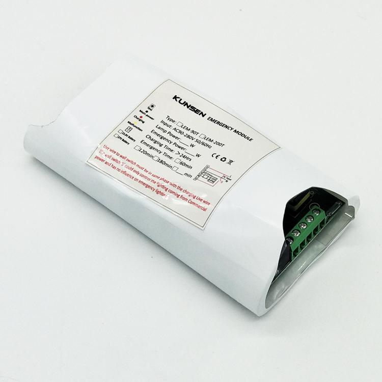 Emergency Lighting Kit For 100