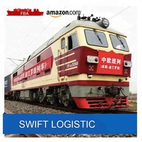 Cheapest shipping rates railway to Sweden from China include tax door to door service