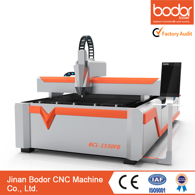 fiber laser cutting machine/ metal cutting /high power laser machine