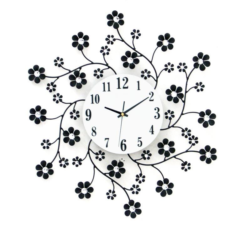 Home Goods Wall Clocks countryside fancy home goods decorative beautiful acylic beads big