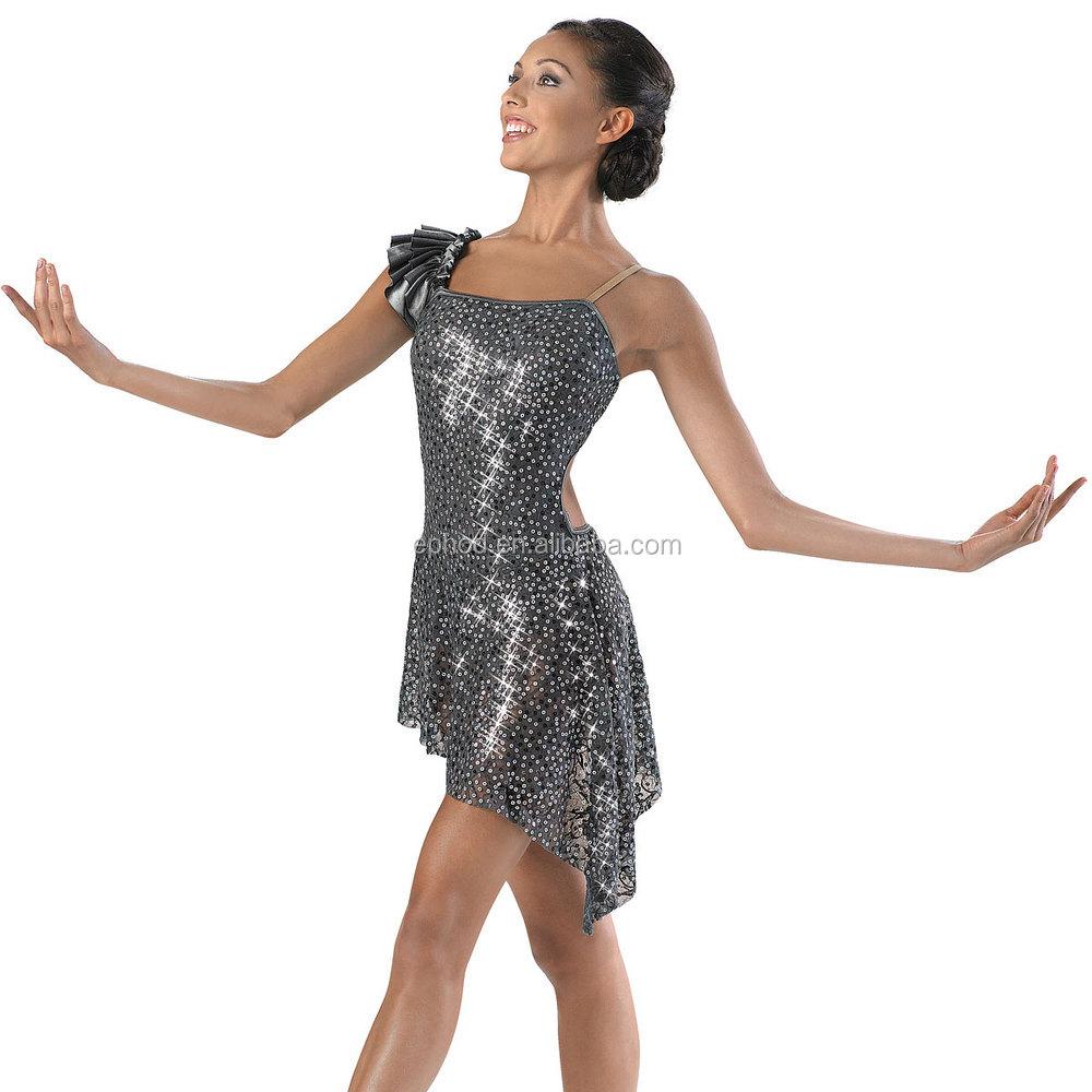 Nuevo Diseño Trajes De Danza Jazz Latino epj-081 - Buy Danza Jazz ... 316ff73ea51