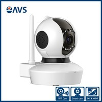 Rotating Wifi Wireless 2.0 Megapixel Baby Monitor Security Camera