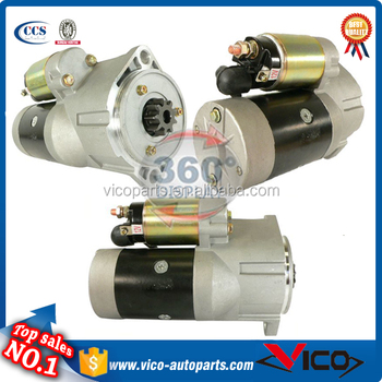 12v starter motor fits ingersoll rand air compressor 185 for Air compressor motor starter