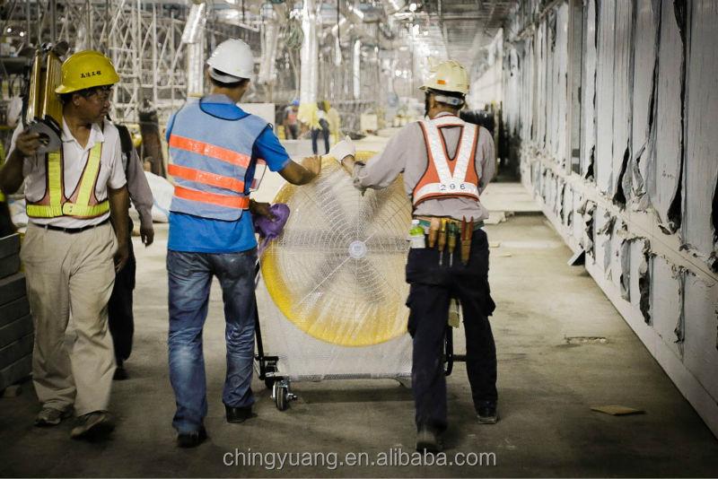 Taiwan Jouning Jumbo Fan Series Jm 624 Factory Ventilation