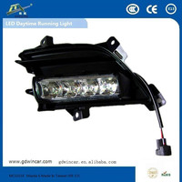 hight power price drl car led daytime running light for Mazda 6 In Taiwan (09-13) Factory direct sale high quality led DRL