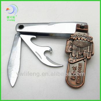 Cheap fancy engraved souvenire multi function nail clipper