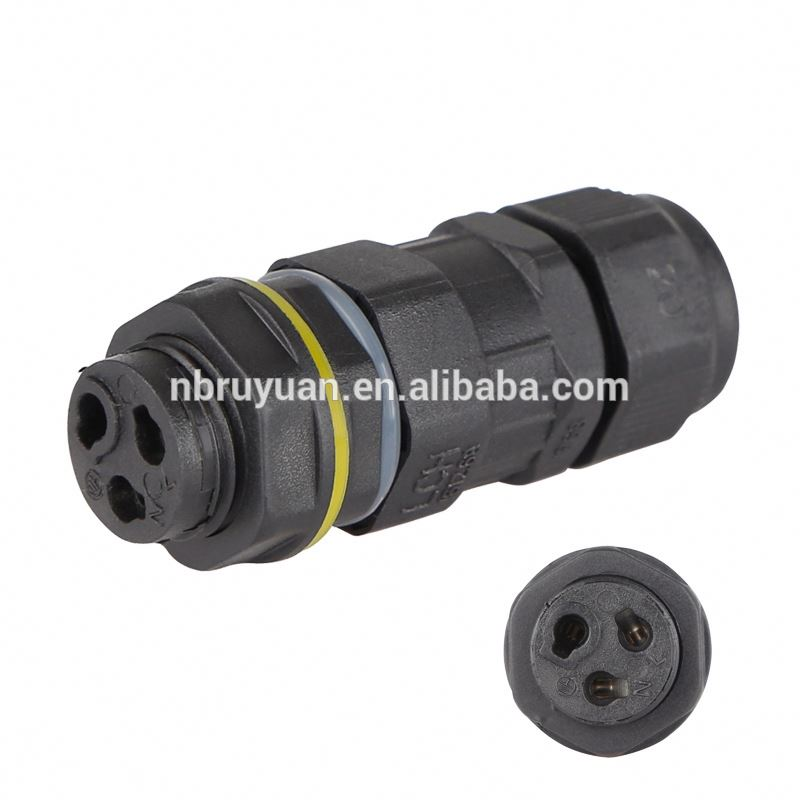 3/4/5P 32A IP44/IP67 Universal industrial application female electrical plug socket connector