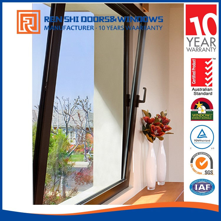 Acoustic Insulation Energy Efficient Aluminum Glass Door And Window