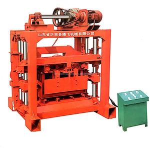 QTJ4-40 new innovation cement block machine/hollow block machine
