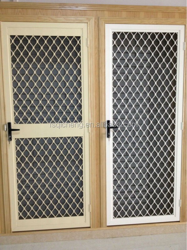 Etonnant Aluminium Wire Mesh For Window And Door   Buy Aluminum Wire Mesh,Wire Mesh  For Car Grills,Wire Mesh For Growing Plants Product On Alibaba.com