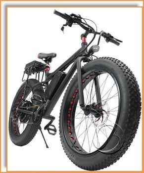 elektrische fiets voor lange afstanden