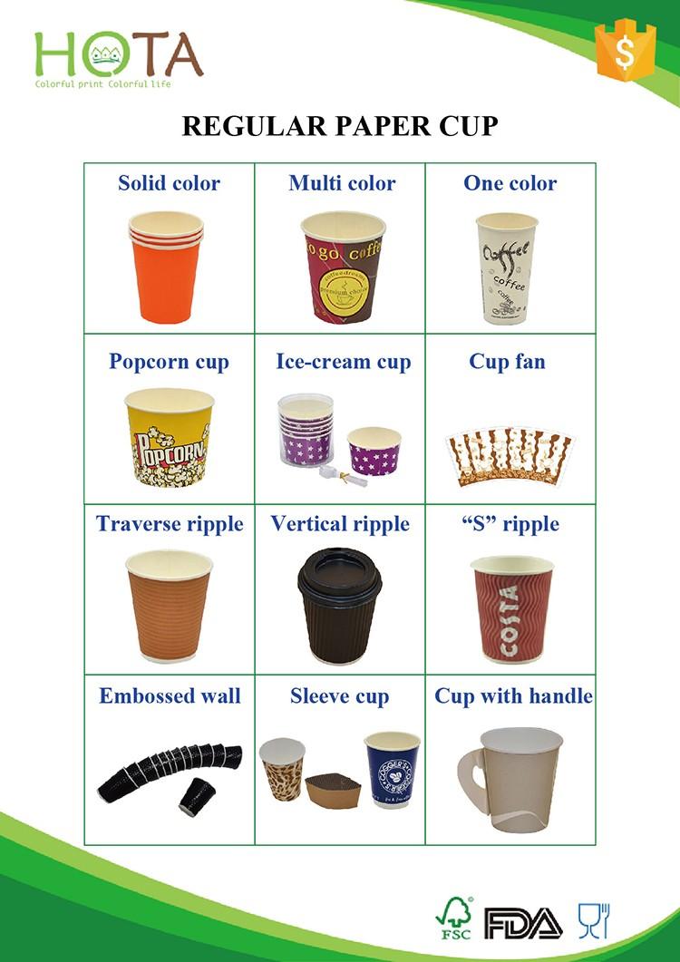 020029 Hota Cup 12oz Paper Cups Manufacturer In Uae - Buy