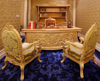 Mobili Italiani Di Lusso : Di lusso barocco di stile fatto a mano antico intarsiato royal