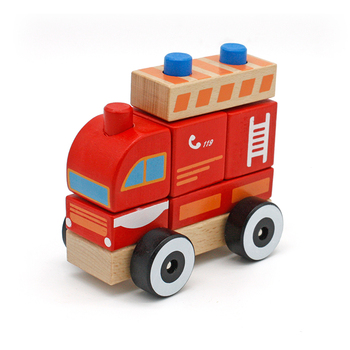 Buy Le Mini Camion Voiture Bois Gros W05c011 Plus De Cher Populaire Jouet Pour mini Pas Pompier Voiture En Enfants BoWdxCre