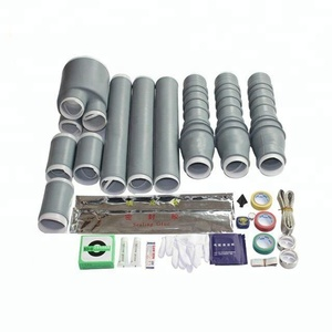 High Voltage Cold Shrink Power Cable Termination Kits