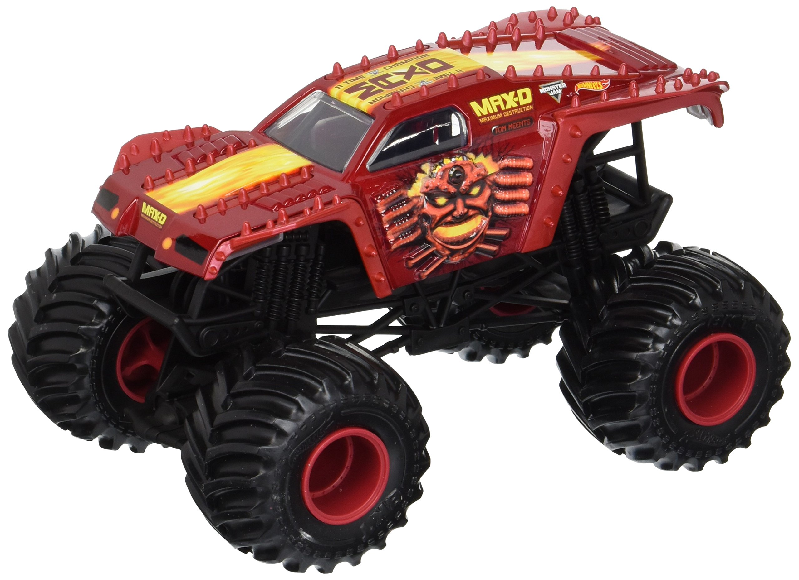 Buy 1 24 Scale R C Monster Jam Max D In Cheap Price On Alibaba Com