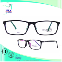 classic pure black eyewear all face available CP plastic optical frame