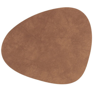 wholesale leather leaf shaped placemats