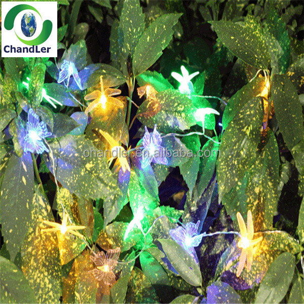 20led outdoor solar string lights butterfly dragonfly garden light 20led outdoor solar string lights butterfly dragonfly garden light decorative christmas lights buy outdoor string lightled light string waterproof mozeypictures Gallery
