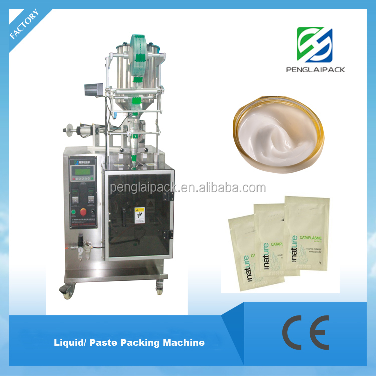 High capacity automatic honey stick processing and packing machine