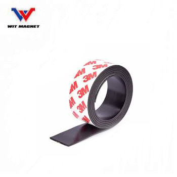High Force 3M Flexible Magnetic Tape Strips, 3M Magnetic Tape with Plastic Tape Dispenser