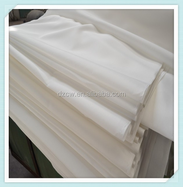 "30s 68*68 58"" 115gsm white bleached cotton fabric for bed sheeting"