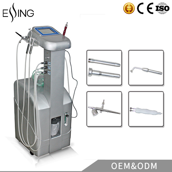 hot selling oxygen jet peel facial beauty machine